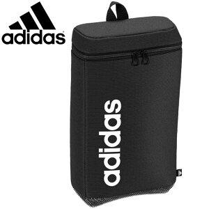 シューズバック 靴入れ アディダス adidas ESS LINEAR SHOEBAG 約10L/シューズケース 鞄 メンズ レディース ジュニア かばん/60164