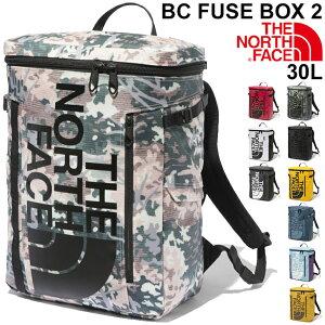 リュック バックパック 30L バッグ/ノースフェイス THE NORTH FACE BCヒューズボックス2 FUSE BOX BC FUSE BOX 2/デイパック 定番 アウトドアカジュアル 鞄 男女兼用 かばん/NM82150