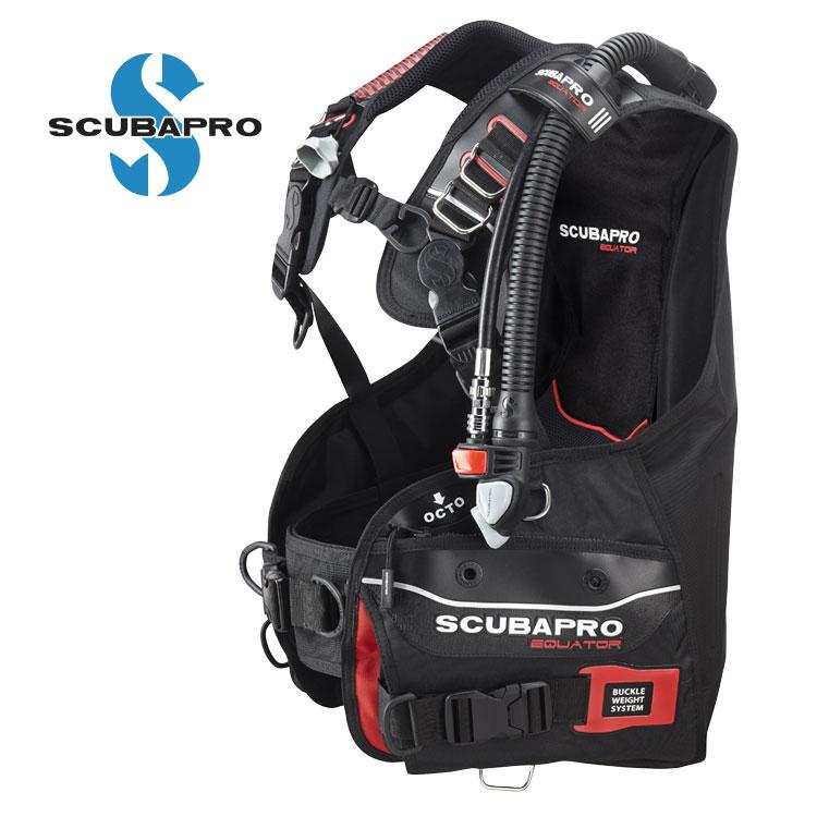 ダイビング BCD 重器材 SCUBAPRO スキューバプロ Sプロ Equator BPI