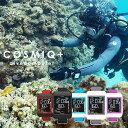 ダイビングコンピューター deepblu ディープブルー COSMIQ+(コヅミック) カラー液晶モニター USB充電 バッテリー交換…