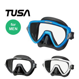 ダイビングマスク TUSA/ツサ M-19/M-19QB ヴィジオ ウノ