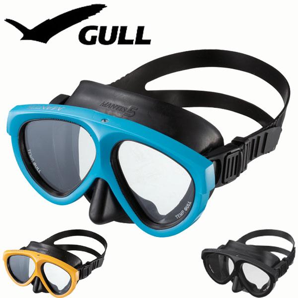 【送料無料】【ダイビング用マスク】GULL/ガル マンティス5ラバーGM-1002[30109071]|マリンスポーツ ダイビング スキューバダイビング マスク シュノーケルマスク シュノーケリング シュノーケル スノーケルマスク