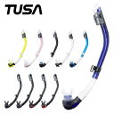 ダイビング用スノーケル TUSA/ツサ ハイパードライMAX ドライスノーケル SP-200 シュノーケル スノーケリング|マリン…