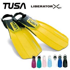 ダイビング用フィン TUSA/ツサ リブレーターテン SF-5000/SF-5500 ストラップフィン 足ひれ