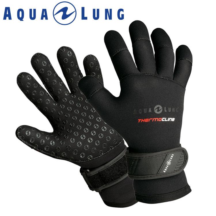 【送料無料】【ダイビンググローブ】AQUALUNG/アクアラング 3mmサーモグローブ[30505011]|ダイビング用グローブ マリンスポーツ グローブ ダイビング スキンダイビング スキューバダイビング シュノーケリング シュノーケル スノーケリング 手袋