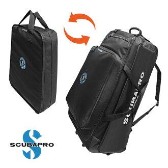 潜水背包SCUBAPRO水下呼吸器专业S专业Porter Bag