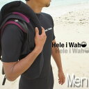 ウェットスーツ 3mm シーガル メンズ ウエットスーツ HeleiWaho| seagull 日焼け防止 ウェット ウエット スーツ ヘレイワホ サーフィン ダイビング シュノーケリング スノーケリ