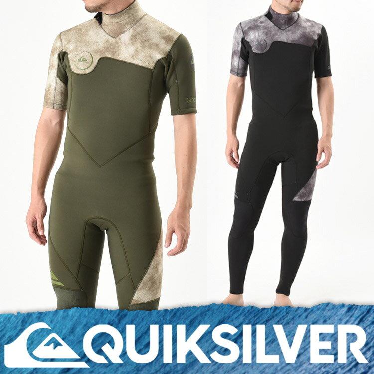 QUIKSILVER クイックシルバー ウェットスーツ 3mm メンズ シーガル ウエットスーツ 3/2 SYNCRO BZ SEAGULL QWT171907