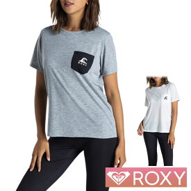 ROXY ロキシー ラッシュガード レディース 半袖 Tシャツ WAVES ROXY RLY201031