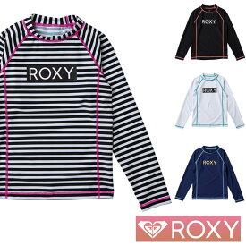 ROXY ロキシー 子供 ラッシュガード 長袖 キッズ ジュニア MINI RASHIE L/S TLY201108