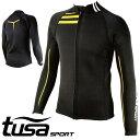 ウエットスーツ ジャケット tusa SPORT/ツサスポーツ ウェットスーツ ジャケット メンズ UA5121