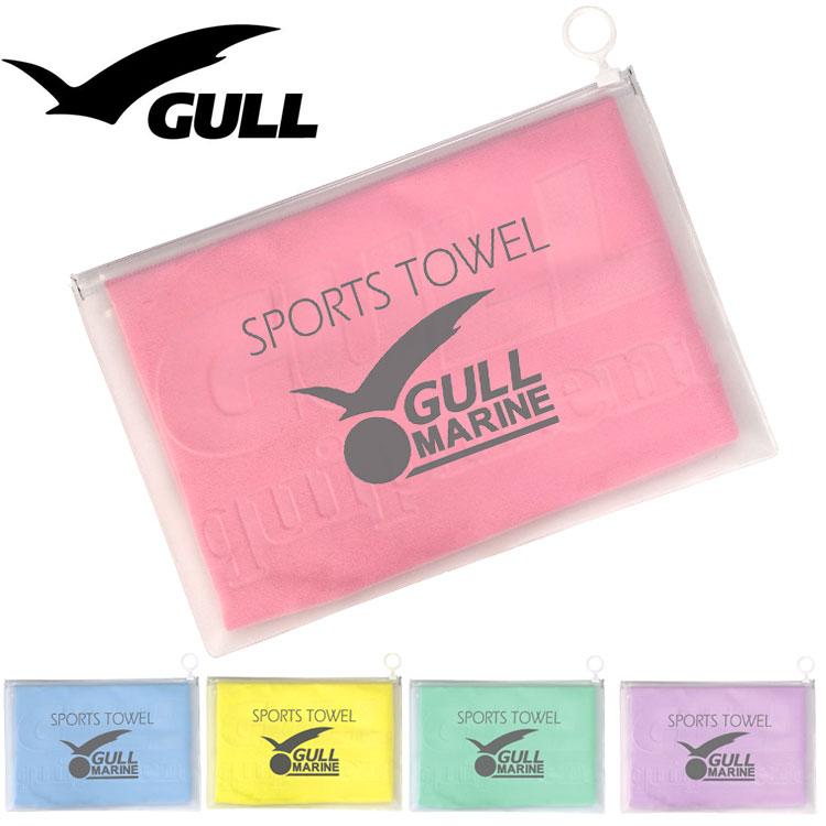 GULL スポーツ タオルII Mサイズ(40×90cm) GULL/ガル GA-5075A