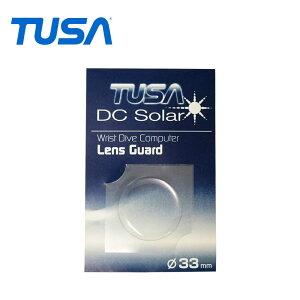 ダイブコンピューター TUSA IQ12O3 IQ1204 DC Solar ダイビングコンピューター 用 ウォッチガード ツサ TA0901 レンズプロテクター