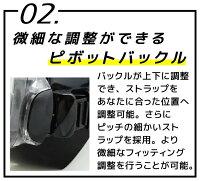 ダイビング用度付レンズ付きマスク【noah2_OL】