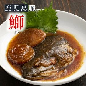 【鹿児島産ぶり】ぶりかぶと煮(レトルト食品)3パックセット