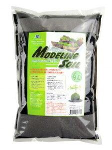 【JUN】モデリングソイル 4入りブラック観賞魚用 底床関連商品
