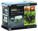 アクアF大特価品!【GEX】水槽+フィルターセットグラステリアキューブ 360H 6点セット(36×17×30H)大特価!