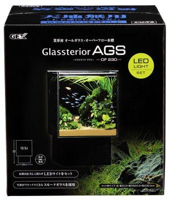 アクアF数量限定大特価!【GEX】新商品!グラステリアアグスOF-230神戸店在庫送料は1個口です10台限定
