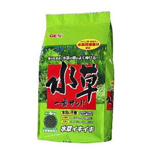 水草一番サンド 4kg『ソイル・砂・砂利』