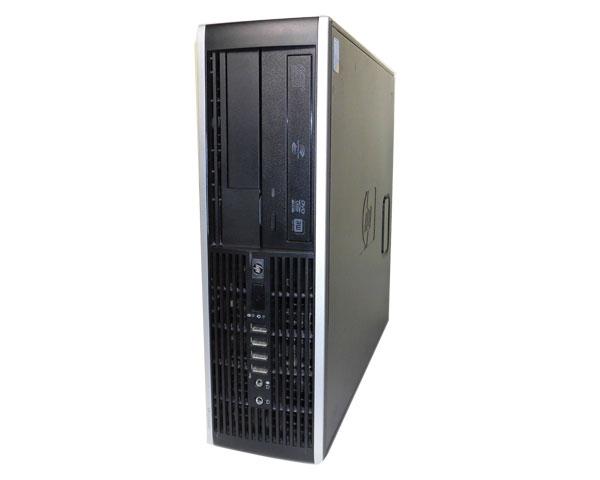 中古パソコン Windows7 hp Compaq 6000 Pro (AT492AV) Core2Duo E7500 2.93GHz/2GB/160GB/DVDマルチ