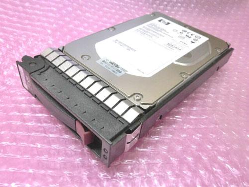 HP 431943-002(DF072ABAA8) 【中古】72GB SAS 15K 3.5インチ
