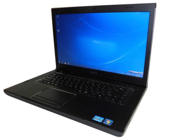 送料無料 Windows7 DELL Vostro 3550 中古ノートパソコン/無線LAN/HDMI/USB3.0Core i5-2410M 2.3GHz/4GB/320GB/DVDマルチ