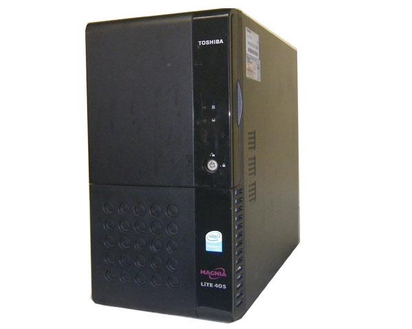 TOSHIBA MAGNIA Lite40S (SYU4050F)【中古】Pentium4-3.4GHz/1GB/500GB×2