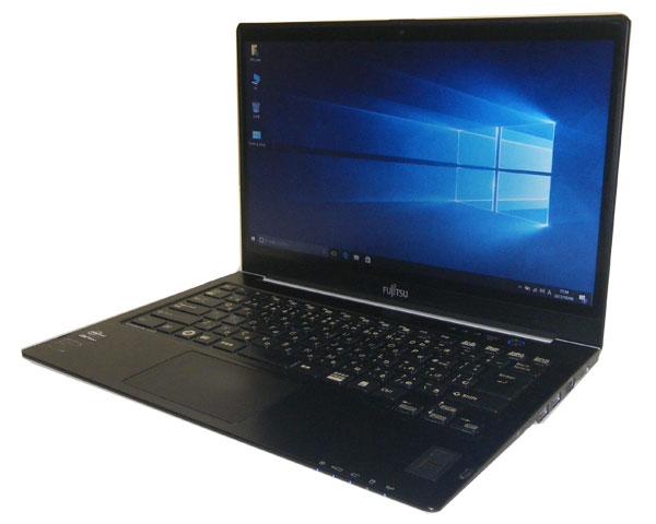 ウルトラスリム・モバイル・薄型Windows10 富士通 LIFEBOOK U772/E(FMVNU6PE)Core i5-3427U 1.8GHz/2GB/250GB/光学ドライブなしWPS Office付き(旧KINGSOFT Office)