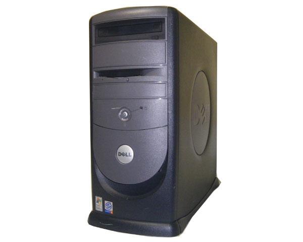 DELL Dimension 8200【中古】Pentium4-2.2GHz/512MB/80GB/マルチ