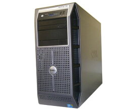 DELL PowerEdge T300 中古サーバーXeon-E3113 3.0GHz/4GB/300GB×1/RAID