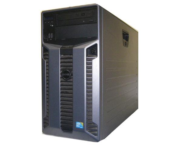 DELL PowerEdge T610 3.5インチモデル【中古】Xeon E5540 2.53GHz/4GB/250GB×3