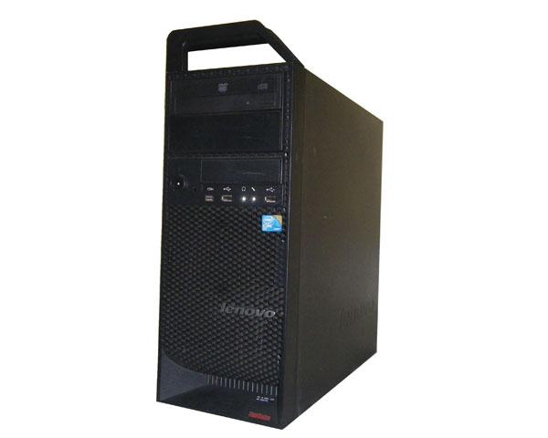 Vista Lenovo ThinkStation S10 6423-RZ3【中古】Core2Duo E8400 3.0GHz/4GB/250GB/FX1700