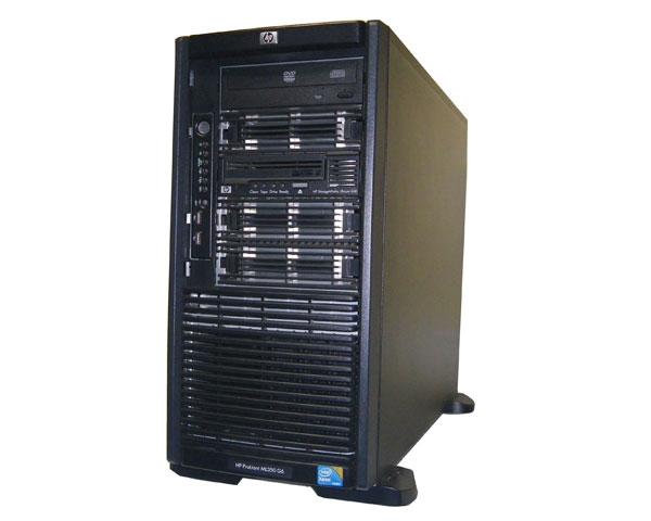 HP ProLiant ML350 G6 487932-291【中古】Xeon E5502 2.0GHz/4GB/HDDなし