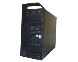 Vista Lenovo ThinkStation D20 4158-BG9【中古】Xeon E5520 2.26GHz×2/4GB/500GB×2/Quadro600