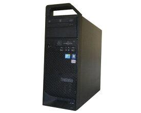 Lenovo ThinkStation S20 4157-LN9中古ワークステーション 送料無料 Windows7 Pro 64bitXeon W3670 3.2GHz/4GB/500GB/Quadro600