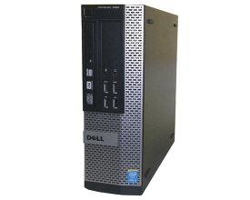 ワケあり(OSなし) 中古パソコン デスクトップ 本体のみ 省スペース型 DELL OPTIPLEX 7020 SFF Core i5-4570 3.2GHz/4GB/500GB/DVDマルチ