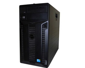 DELL PowerEdge T310 中古サーバー Xeon X3430 2.4GHz/2GB/250GB×2