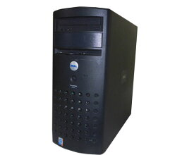 DELL PowerEdge 400SC 中古サーバー Pentium4-2.4GHz/1GB/120GB
