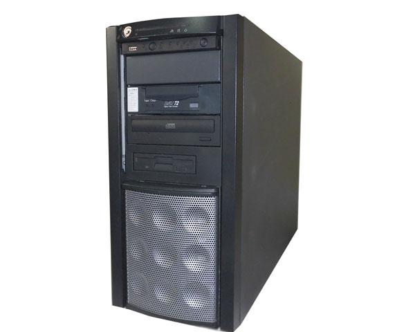 富士通 PRIMERGY TX150 S5 PGT15527S【中古】PentiumD-3.0GHz/1.5GB/73GB×3