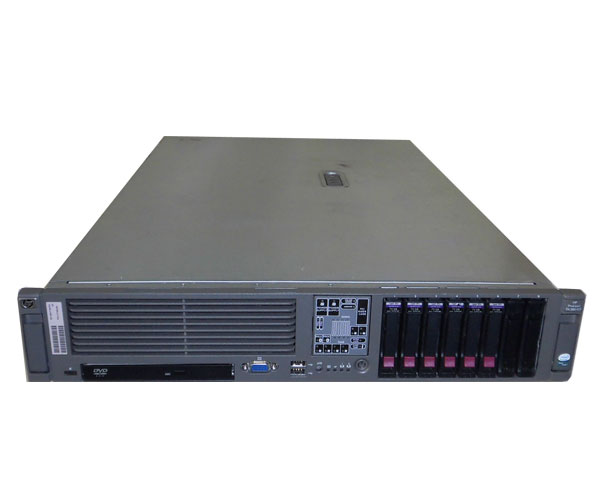 HP ProLiant DL380 G5 417455-291【中古】Xeon 5130 2.0GHz×2/4GB/72GB×3/AC×2