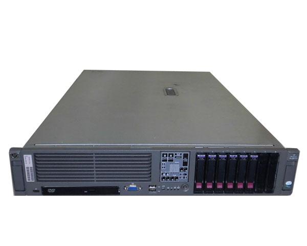 HP ProLiant DL380 G5 417455-291【中古】Xeon 5130 2.0GHz×2/4GB/72GB×3/AC×2