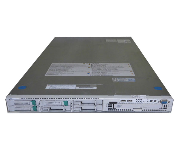 NEC Express5800/R120d-1E (N8100-1825Y)【中古】Xeon E5-2403 1.8GHz/4GB/73GB×1