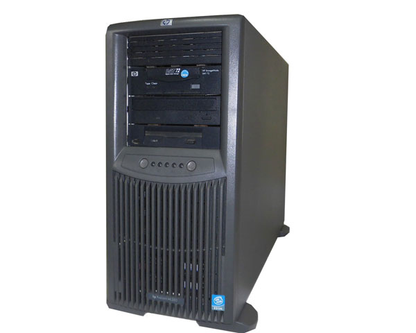 HP ProLiant ML350 G4p 380196-291【中古】Xeon-3.2GHz×2/2GB/146GB×1