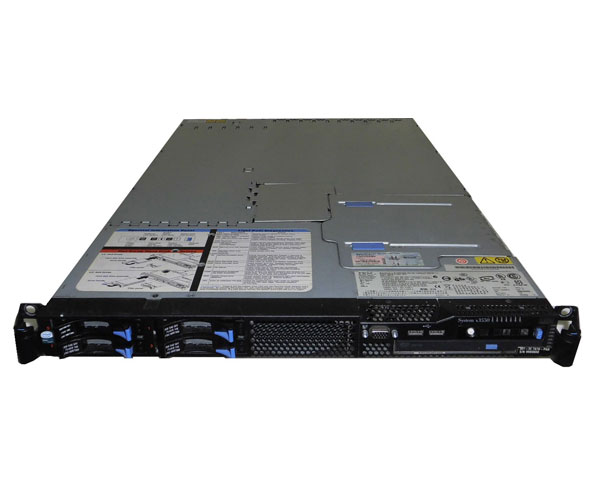 IBM System X3550 7978-PAX 2.5インチモデル【中古】Xeon-5160 3.0GHz×2/4GB/73GB×1