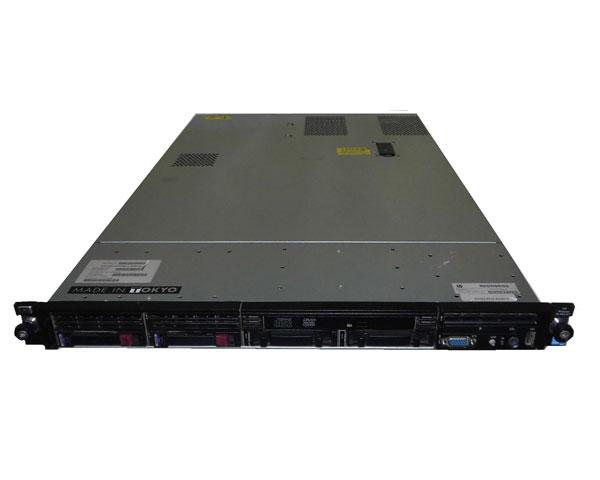 HP ProLiant DL360 G7 579237-B21【中古】Xeon 6core X5670 2.93GHz×2/8GB/72GB×2