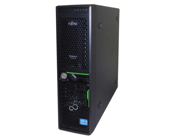 富士通 PRIMERGY TX120 S3 PYT12PT3S 【中古】Xeon E3-1220 V2 3.1GHz/4GB/1TB×2