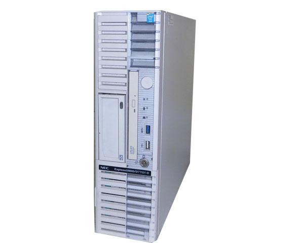 NEC Express5800/GT110f-S(N8100-2029Y) 水冷モデル【中古】Xeon E3-1265L V3 2.5GHz/12GB/146GB×2