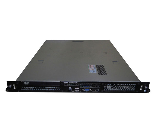 DELL PowerEdge R200【中古】Xeon-3065 2.33GHz/2GB/80GB×1