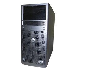 DELL PowerEdge 830 中古サーバー Celeron-2.8GHz/1GB/160GB×2/RAID