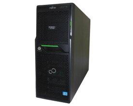 富士通 PRIMERGY TX150 S8 PYT158T3S 中古サーバー Xeon E5-2403 1.8GHz/4GB/HDDなし